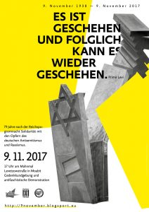 Antisemitismus, Reichspogromnacht
