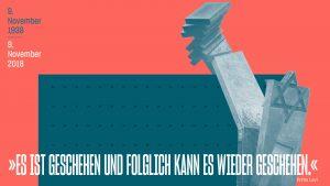 Reichspogromnacht Berlin Moabit Gedenkdemonstration