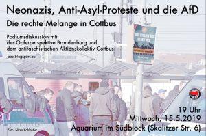 Cottbus Zukunft Heimat AfD Kommunalwahl Landtagswahl Europawahl