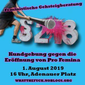 Pro Choice Berlin §219a §218