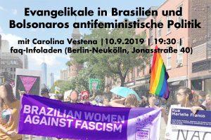 Bolsonaro Evangelikale Feminismus